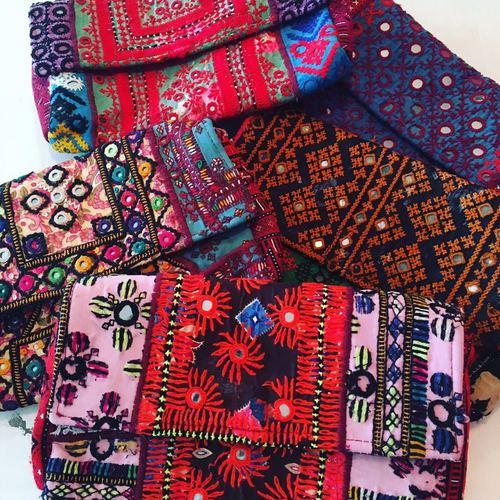 Rigid Handmade Banjara Bags