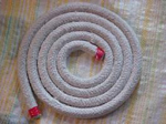 White Asbestos Packing Rope