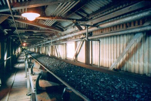 Coal Conveyor Belts in  Malad (E)
