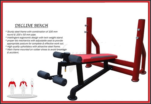 Exercise Decline Benches