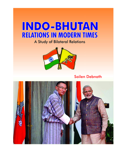Indo-Bhutan Relations In Modern Times Books