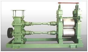 Pinch Roll Machine in   Focal Point