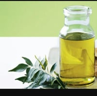 Pure Curry Leaf Oil