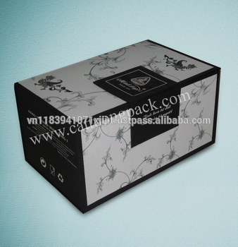 Hot Sale Gift Box With Magnet Closure