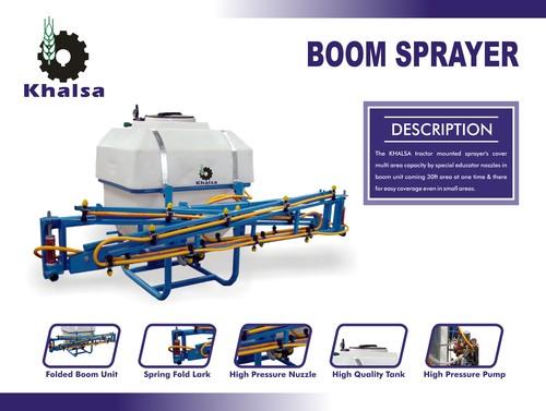 Agricultural Sector Sprayers