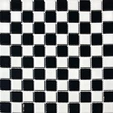 Chess Design Checkered Tiles in   Geeta Nagri