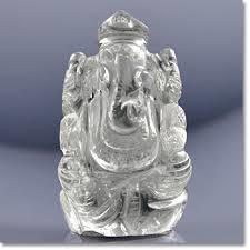 Crystal Ganesha Statue in   Gau Ghat Chowk