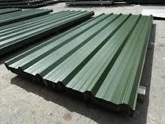 Industrial Metal Roofing and Cladding Sheets