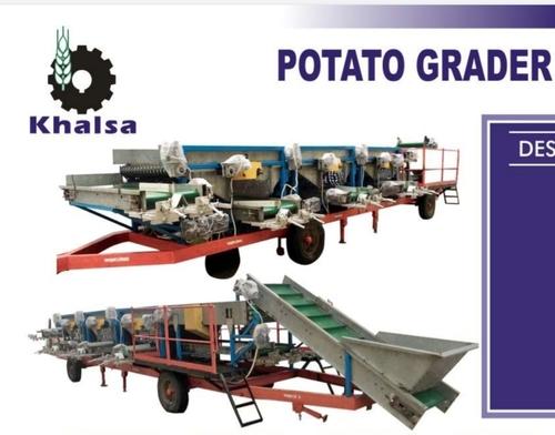 Potato Grader Machines