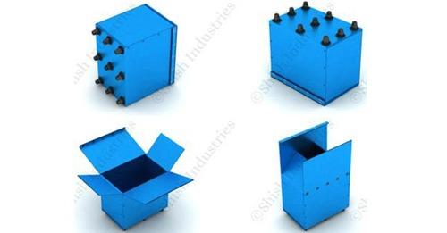 Pp Foldable Pallet Sheet