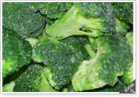 Frozen Broccoli in   District Nainital