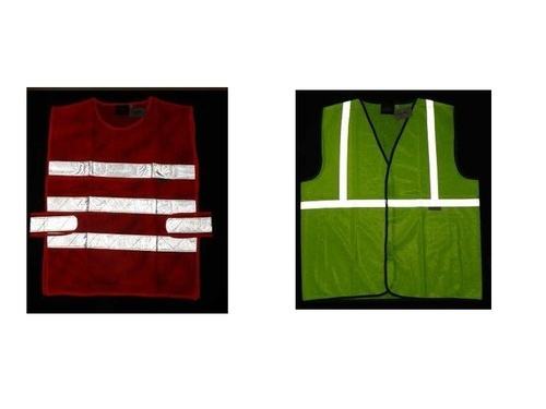 Reflective Jackets in  J.M. Road