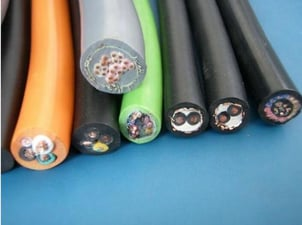 High Quality Submersible Oil Pump Cable