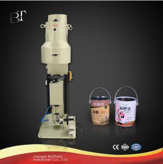 Semi Autoamtic Tin Can Sealing Machine