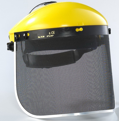 Wire Mesh Face Shields
