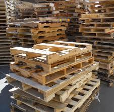 Wooden Pallets Scrap