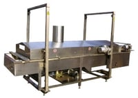 Automatic Food Frying Line