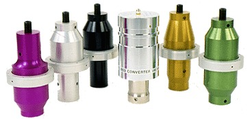 Commercial Use Ultrasonic Welder Converter Booster