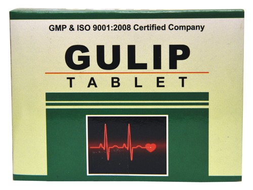 Gulip Tablet For Higher Lipid Phosphate Level in  Nanpura