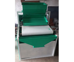 Single And Double Roller Magnetic Seperator