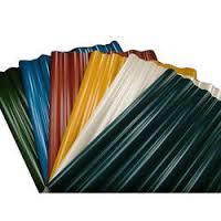 Designer Industrial Green Fiber Sheet