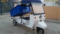Electric Garbage Tipper