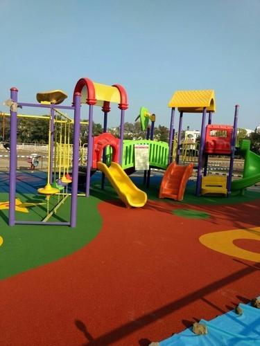 Children Play Station