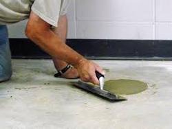 Concrete Floor Repairs