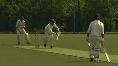 Cricket Pitch Grass Carpet Flooring