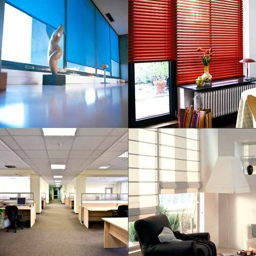 Designer Window Blinds