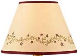 Empire Hard Hand Rolled Lamp Shade (Item Code: ALC-10003)