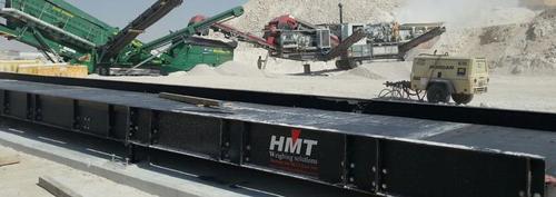 Hmt Steel Deck Weighbridge in   National Highway no 8