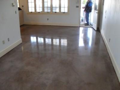 Metallic Dry Shake Floor Hardener