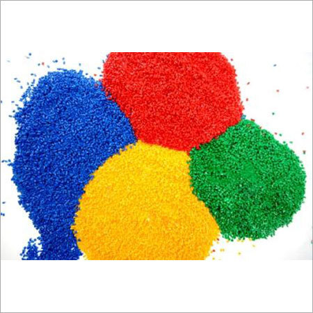 Color Recycled Pp Granules