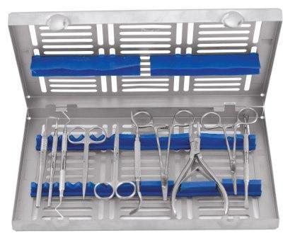 Gdc Cassette For Surgical Instruments