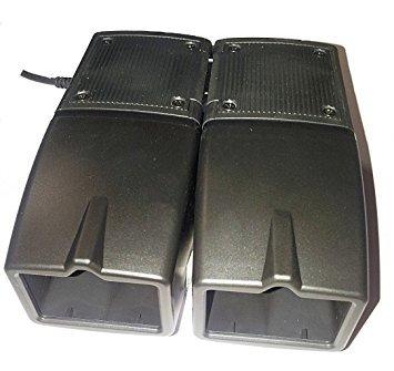 Handheld And Wall Mount Cogent Iris Scanner