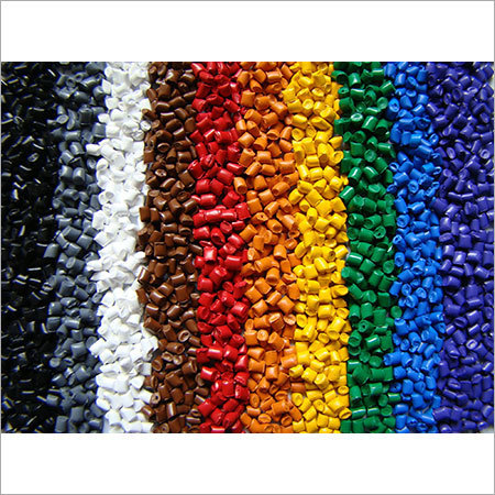Recycled Coloured Granules