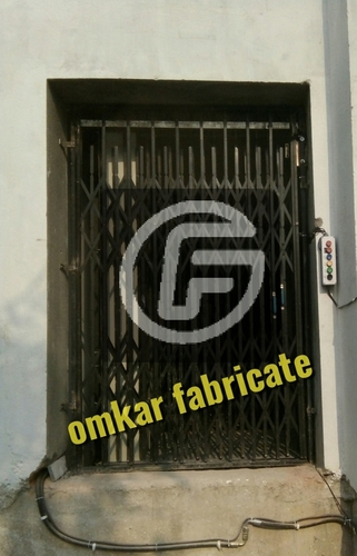 Goods Lift With Collapsible Gates in  Naroda