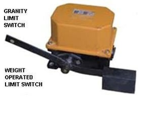 Gravity Limit Switches