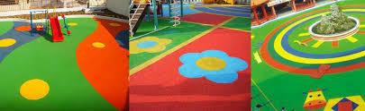 High Grade Epdm Rubber Flooring