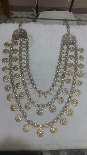 Sterling Silver Ethnic Necklaces