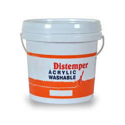 Acrylic Paint Distemper