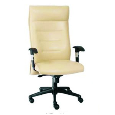 Leather Revolving Chair in  New Area