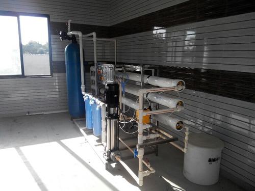 Swimming Pool Treatment Plant