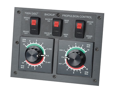 Backup Propulsion Control System At Best Price In Kanchipuram Tamil Nadu Twin Disc Far East Pte Limited