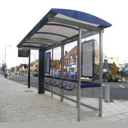 Durable Roof Bus Stand