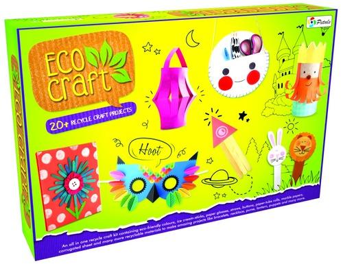 Eco Craft Decorative Creative Diy Art And Craft Kit Jaggermart