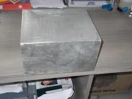 Aluminium Alloy 7050 Block