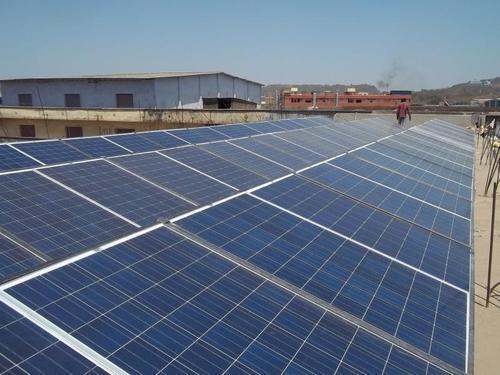 Damage Proof Solar Panel Structure