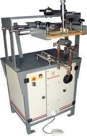 Semi Automatic Round Screen Printing Machines in  Saroorpur Industrial Area